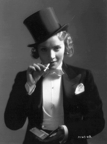 Marlene-Dietrich-Woman-Suit