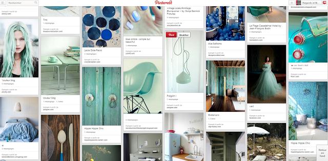 Vert d'eau 1 Pinterest Regards et Maisons