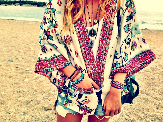 Easy kimono jacket 5